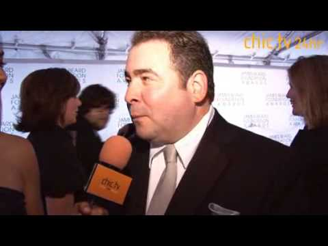 Chef Emeril Lagasse - James Beard Foundation Awards