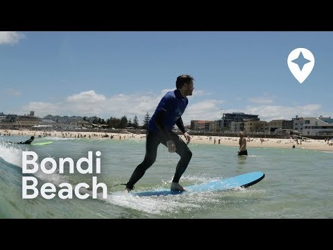 Surfing In Sydney - Surfer For A Day, Ep. 16