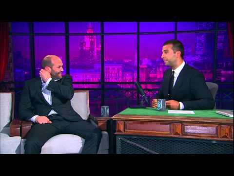 Джейсон Стэйтем/Jason Statham, Несчастный случай. Вечерний Ургант. 110 выпуск, 01.02.2013 - Видео онлайн