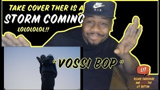 STORMZY - VOSSI BOP | (THATFIRE LA) Reaction