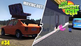 Moving Out - Roof Rack | My Summer Car