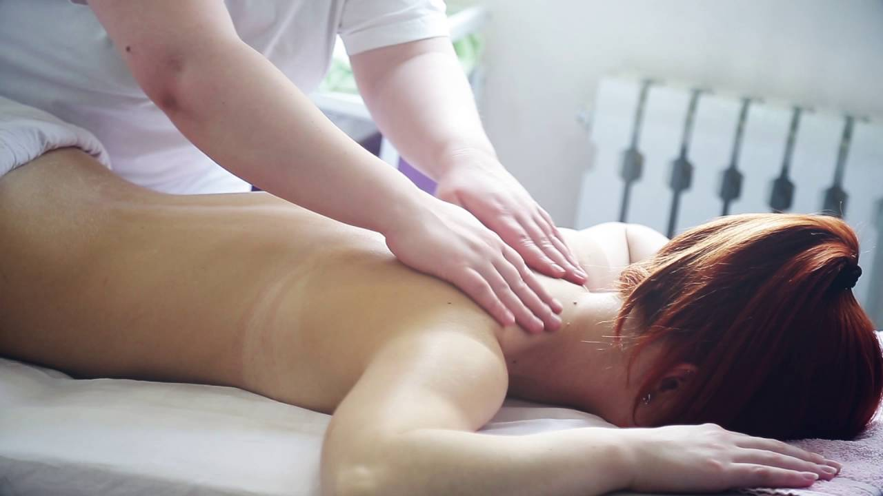 Сексуальный массаж обучение