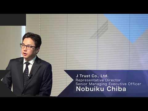 J Trust Co., Ltd. Earnings Presentation for the 3rd Quarter of FY2018(Nobuiku Chiba)