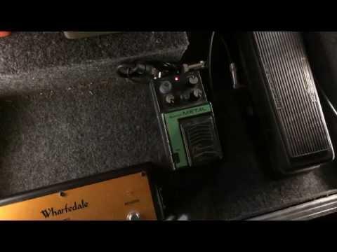 Ibanez super METAL SML pedal sound by Novak