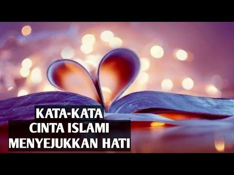 Kata Kata Cinta Islami Menyejukkan Hati Youtube