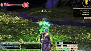 Dungeons and Dragons Online sorcerer fast gameplay