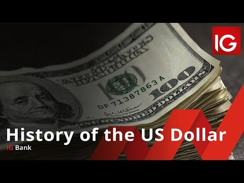 History of the US Dollar