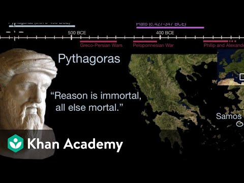 Golden Age Of Athens, Pericles And Greek Culture | World History | Khan Academy