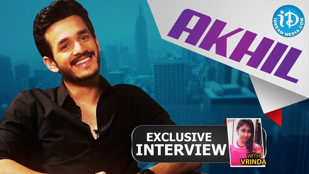 Download Akhil Akkineni Exclusive Interview || Talking Movies with iDream # 34