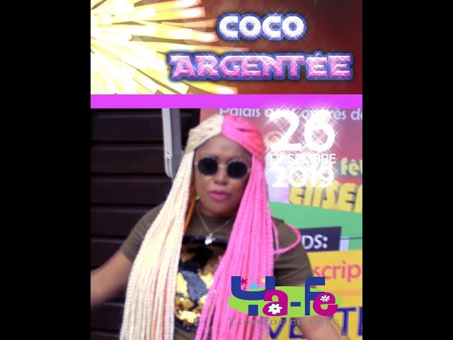 Coco Argentée sera à Ya-Fé 2109