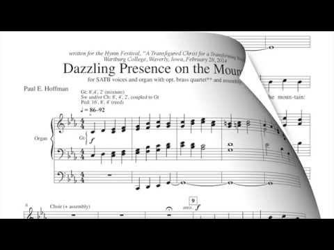 Dazzling Presence on the Mountain - Karen E. Black, Paul E. Hoffman