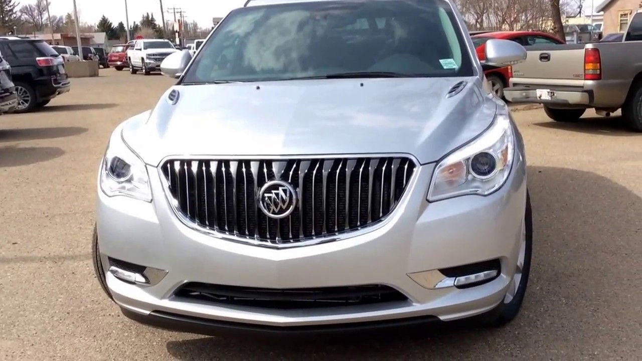 maxresdefault 2017 buick enclave awd with trailering package, loaded with safety Factory Buick Enclave Hitch at eliteediting.co