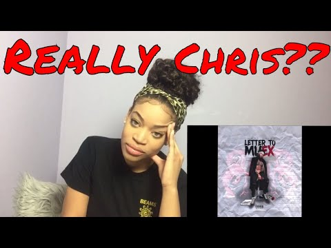 Chris Sails - Letter To My Ex (Official Audio) REACTION | That's Tiff