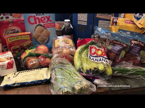 Outlet Grocery Shopping Haul!