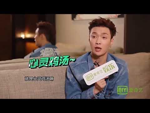 (Bahasa Indonesia CC) 171009 Wawancara Ekslusif iQIYI dengan Zhang Yixing