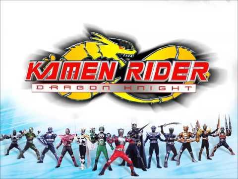 Kamen Rider Dragon Knight Extended Edit