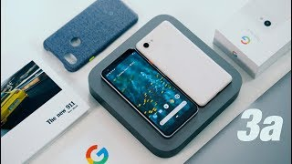 Pixel 3a XL UNBOXING and REVIEW!