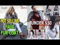New Simplee Fur - Vintage fluffy faux fur coat women - Why it is best?