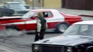 Starsky and Hutch Movie Torino Stunt