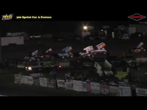MSTS 360 Sprint Car -- 9/15/17 -- Rapid Speedway Nationals