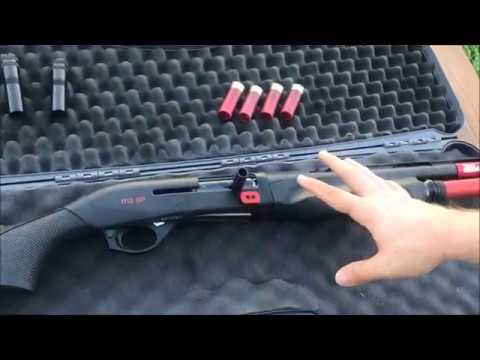 Обзор ружья Benelli M2 SP применительно к IPSC (практическая стрельба)