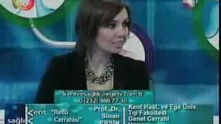 Ege TV Reflü Cerrahisi 1. Bölüm 26/03/2009