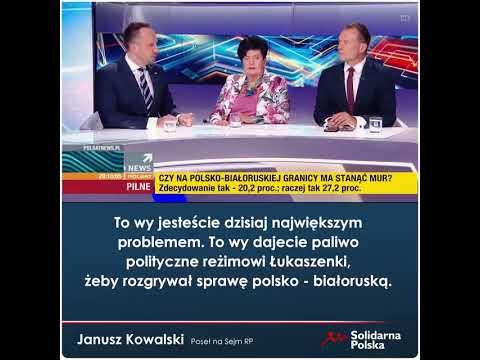 Posłowie PO: Joński, Szczerba, Jachira i Sterczewski dają polityczne paliwo reżimowi Łukaszenki!