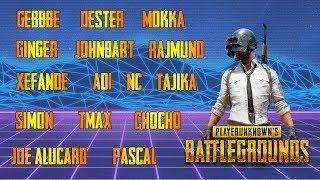 pubg-player-unknown-battlegrounds-logo-uhd-4k-wallpaper Playerunknowns Battlegrounds Gaming