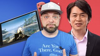 Some BIG Nintendo Switch Games Coming SOON + Nintendo DONE With Directs?
