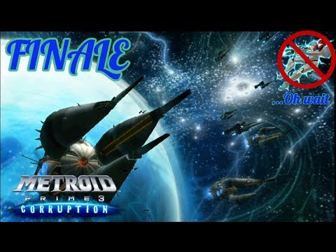 Metroid Prime 3: Corruption No Hypermode Challenge: FINALE (Planet Phaaze)