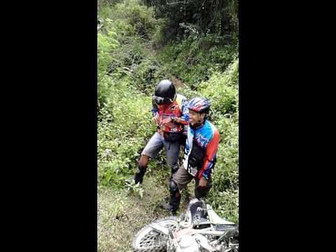 trail adventure CULTURE {aduh joki senior juga gagal}