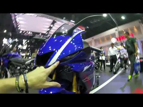 download New Yamaha R6 Bangkok Motor Expo Thailand 2018