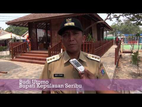 Bupati Tinjau Pembangunan RPTRA Amiterdam Pulau Untung Jawa Mp3