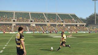 Rugby Challenge 3 ᴴᴰ: BE A PRO NRC 2015 - Flyhalf Zack Holmes Masterclass! (Round 3)