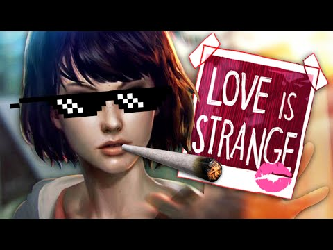 THE (VICTORIA) CHASE IS ON!! | Love is Strange [Life is Strange Dating Sim] Visual Novel