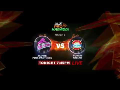 23rd Aug: Patna Pirates Vs Telugu Titans & Jaipur Pink Panthers Vs Puneri Paltans