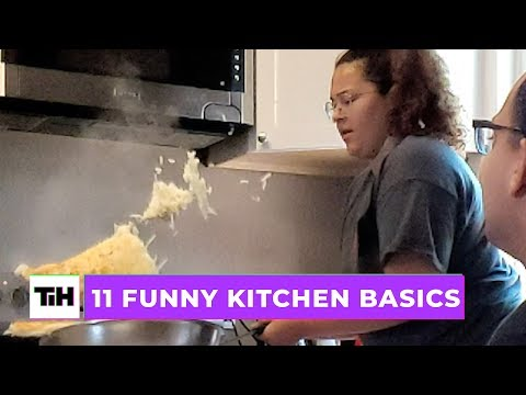 11 Funny Cooking Basics You Should Have Learned | This Is Happening