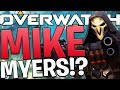 OVERWATCH MIKE MYERS WITH JEROMEASF & FRIENDS!