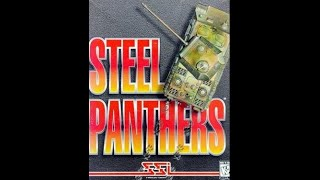 Steel Panthers (1995) PC DOS