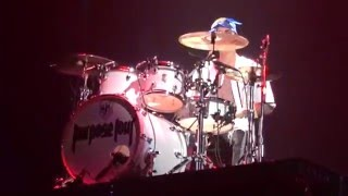 Justin Bieber - As Long As You Love Me/ Drum Solo: Purpose Tour in Montreal (05/16/2016)