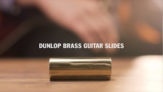 19x25x65mm Dunlop Heavy//Medium Cromado Concavo SLIDES GUITARRA ELECTRICA Mod.227