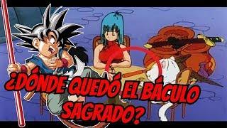 ¿Dónde Está el Báculo Sagrado? - Dragon Ball