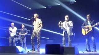 Yannick Noah - Les Murs (live Arena Genève 27 / 11 / 14)