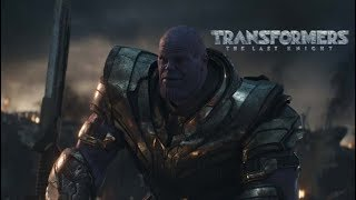 Avengers: Endgame (Transformers: The Last Knight Style)