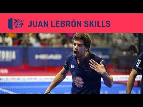 Juan Lebrón - Best Skills - World Padel Tour