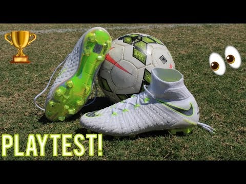 new styles dfa70 67925 Nike Hypervenom Phantom 3 DF Elite Just Do It (2018 World Cup) - Review and  Playtest