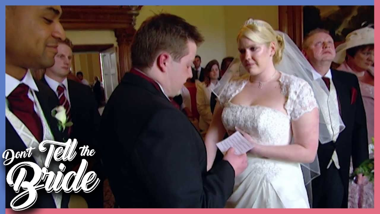 Apply For Don T Tell The Bride: Putting On A Perfect Wedding