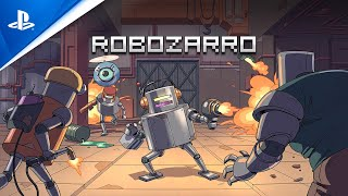 Robozarro - Launch Trailer | PS4