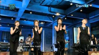 [MP3 DL HD] 100814 누난 너무 예뻐 (Replay) (Remix) - SHINee @ The Muzit