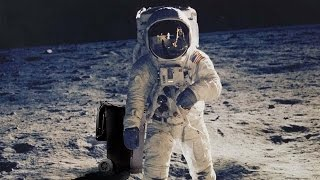 New Video Footage Claims The Moon Landings Were Fake